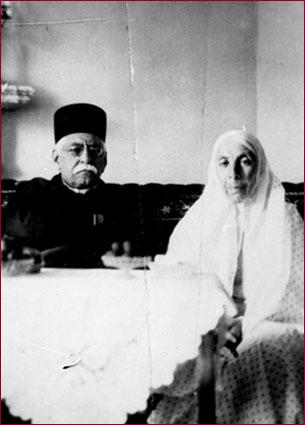 نجمالسلطنه و فرمانفرما، عکس از سایت دنیای زنان در عصر قاجار
