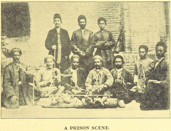 About Persia and its people. A description of their manners, customs, and home life. ... Illustrated - 1899 -16