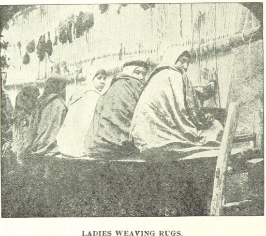About Persia and its people. A description of their manners, customs, and home life. ... Illustrated - 1899 -18
