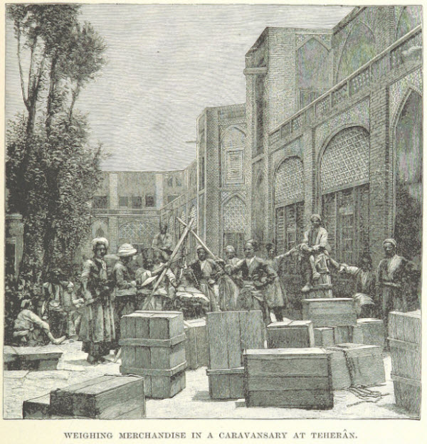 Persia and the Persians ... Illustrated 1887 -11
