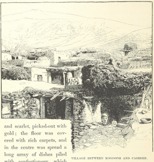 Persia and the Persians ... Illustrated 1887 -13
