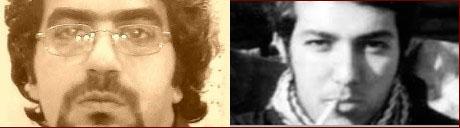 بیژن الهی و رضا بهادر
