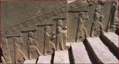 عکسی از ایران باستان