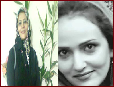 زبیده حسینی نسرین فرقانی