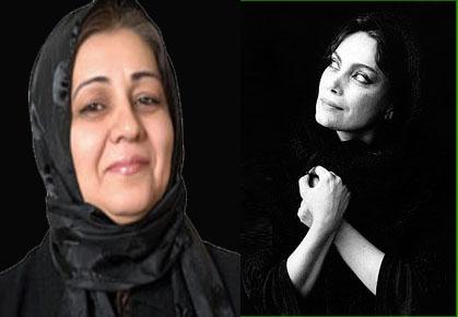 غزاله علیزاده   منصوره اشرافی